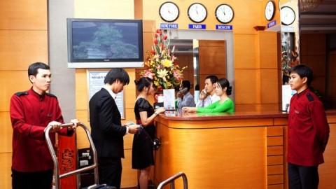 Khách Sạn Nhà hàng