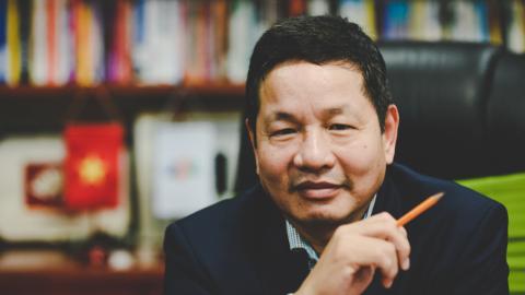 Giới thiệu về Chủ tịch HĐQT FPT Trương Gia Bình