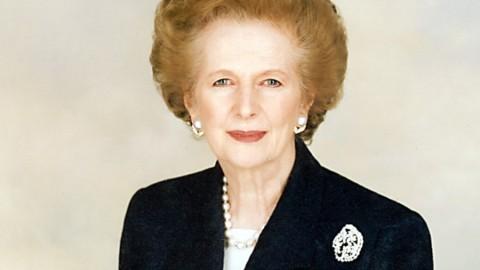 Giới thiệu về cựu thủ tướng Anh Margaret Thatcher
