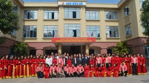 Trường Học viện Dân tộc