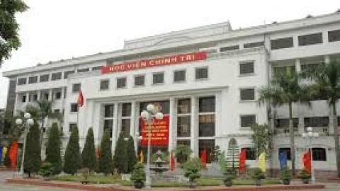 Trường Học viện Chính trị