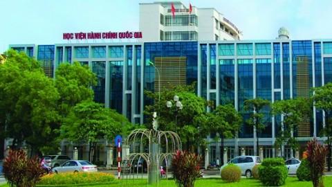 Trường Học viện Hành chính Quốc gia