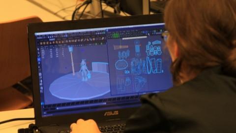 Mô tả nghề Thiết kế đồ họa game