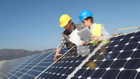 Mô tả nghề Kỹ sư điện năng lượng mặt trời