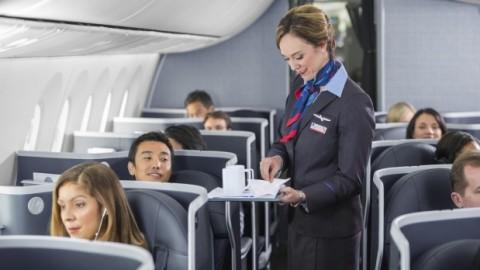 Mô tả nghề Tiếp viên hàng không