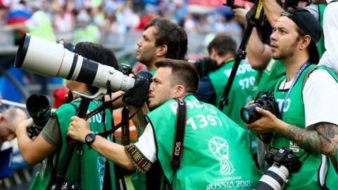 Mô tả nghề phóng viên ảnh