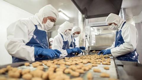 Mô tả vị trí công nhân chế biến thực phẩm