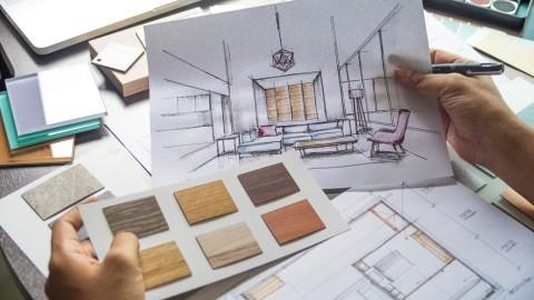Mô tả nghề thiết kế nội thất