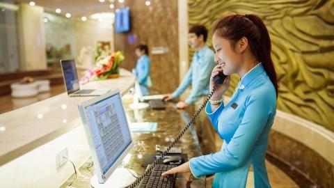 Mô tả nghề lễ tân khách sạn