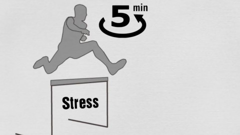 Cách xả stress trong 5 phút