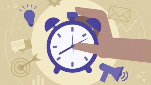 Cách điều khiển thời gian làm chủ cuộc đời