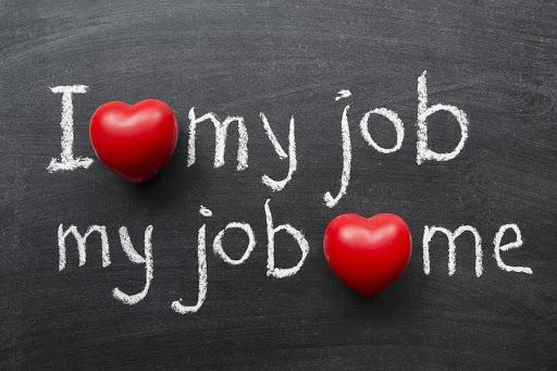 Yêu công việc là một biểu hiện của đam mê