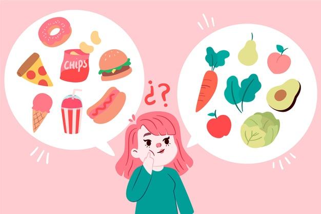 Hãy bổ sung những thực phẩm giàu dinh dưỡng nhé!